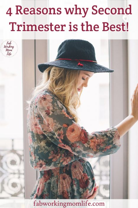four reasons why second trimester is the best