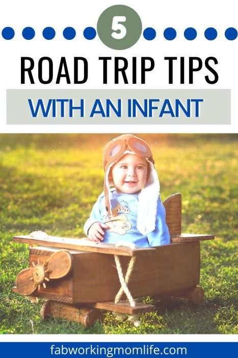 road trip tips with an infant