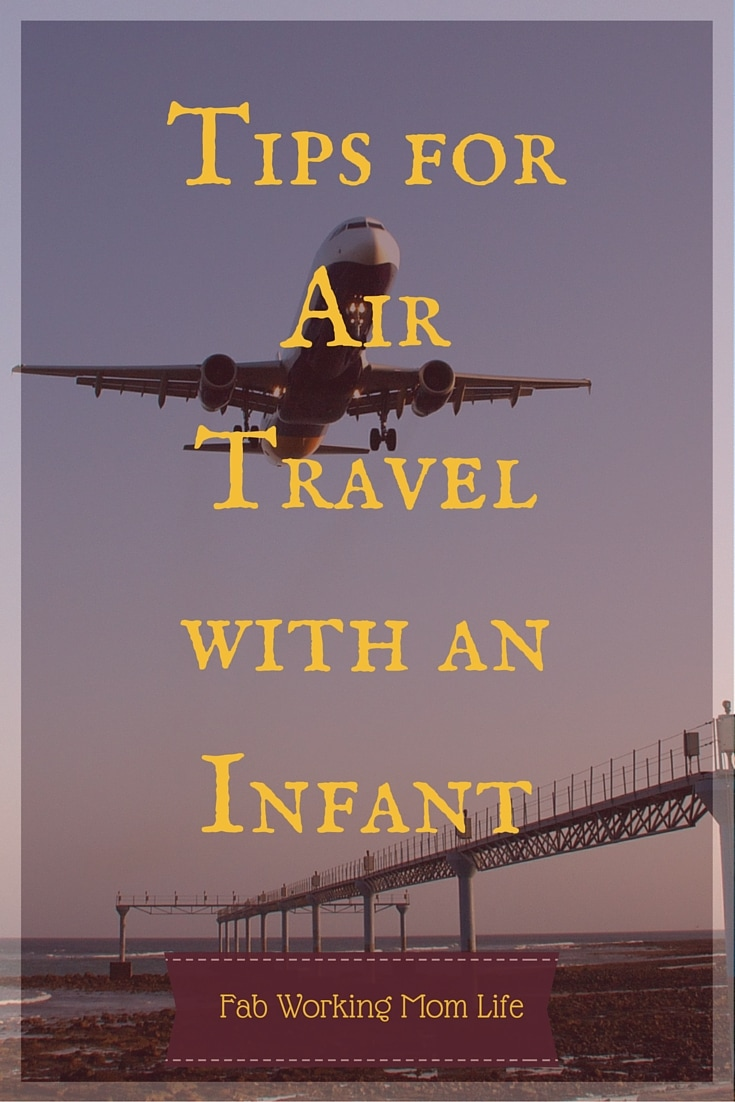 Tips for Air Travel with an Infant
