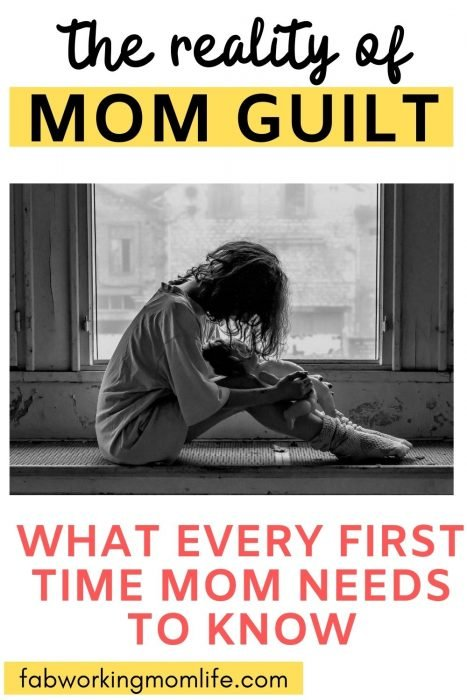 reality of mom guilt