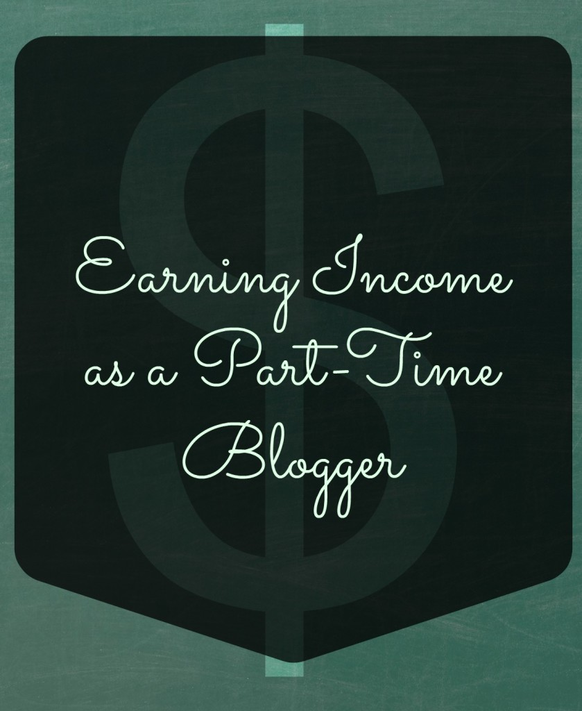Earning-Income-Part-Time-Blogger