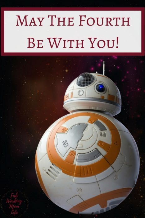 May the fourth be with you star wars gift ideas
