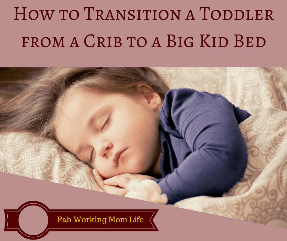Toddler Bed Transition Naps