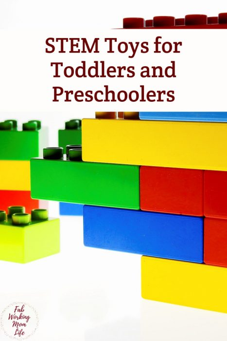 Great Toys For Preschoolers : The best stem and educational toys for toddlers