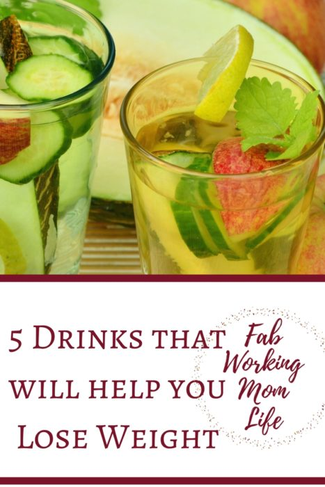 If you're wondering what to drink on a diet besides water, check out these 5 Drinks that will help you Lose Weight