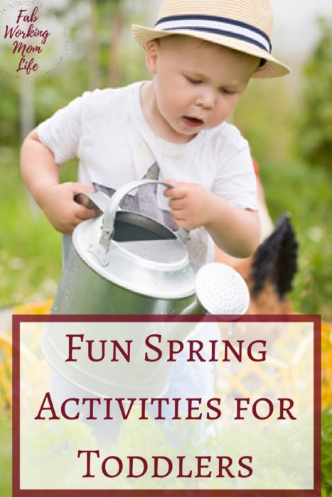Fun Spring Activities to Help Your Child Develop Motor Skills   Fab Working Mom Life   #toddlers #preschoolers #parenting #finemotorskills