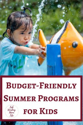Summer Programs for Kids that Wont Break Your Budget