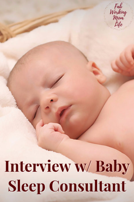 Side Hustle Series Interview with Baby Sleep Site Consultant