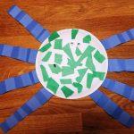 paper plate spider craft2