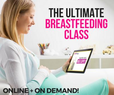 Milkology The Ultimate Breastfeeding Class
