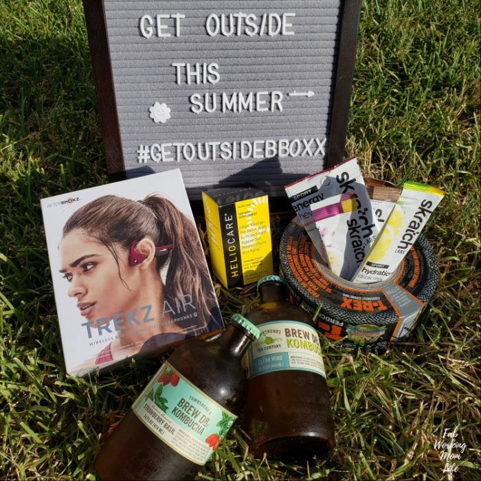 Get Outside This Summer #GetOutsideBBoxx