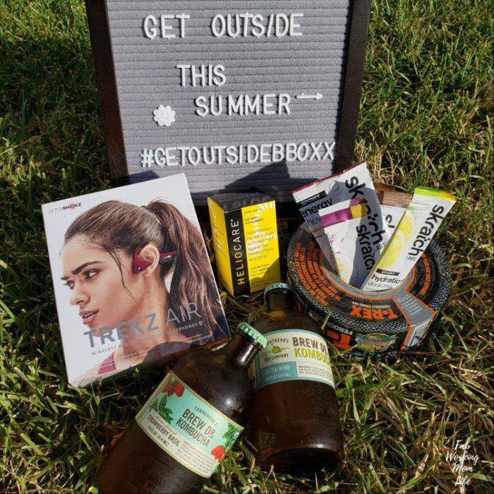 Get Outside This Summer #GetOutsideBBoxx