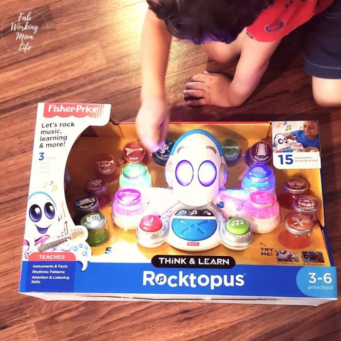 Roctopus