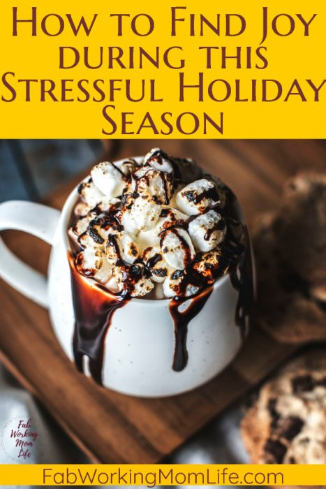 How to Find Joy and Make the Most of a Stressful Holiday Season