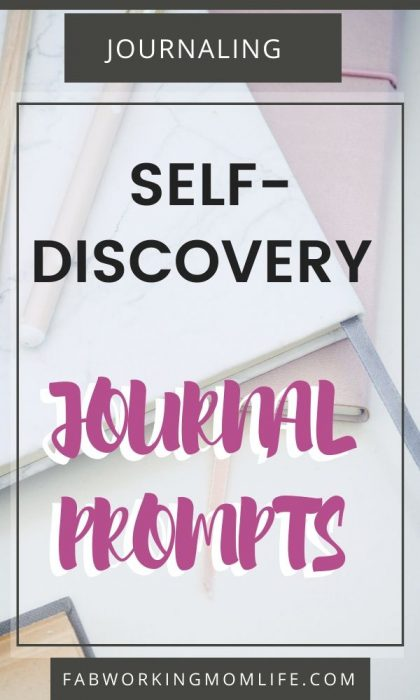self-discovery journal prompts