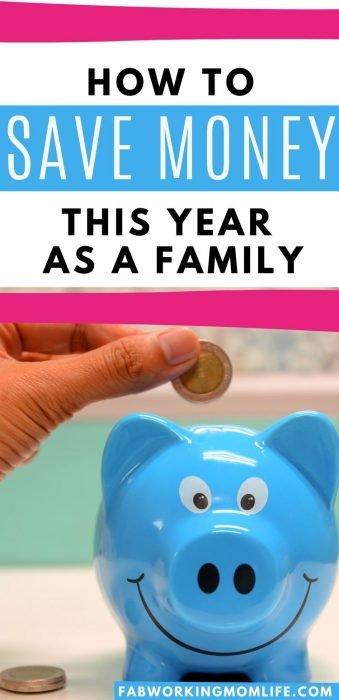 save money this year