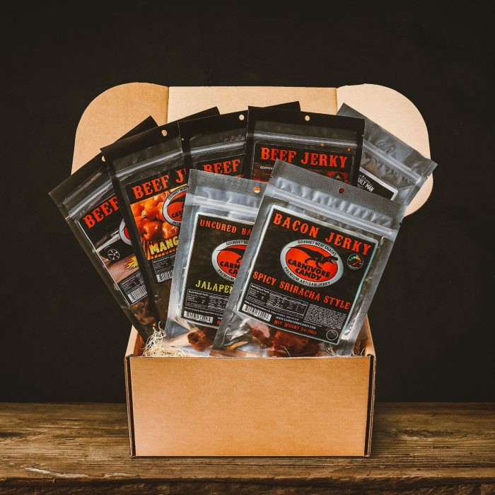 Best Jerky Gift Set from The Manly Man Company