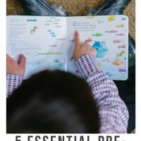 5 Ways to Help Prepare Your Child to Learn to Read Besides Teaching the Alphabet