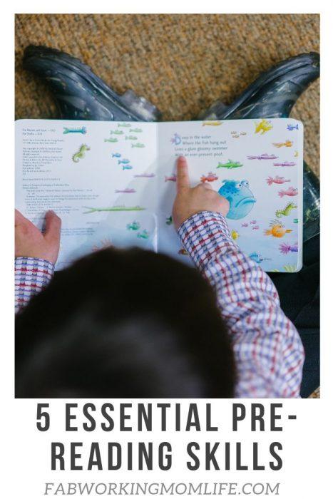 5 Essential Pre-Reading Skills