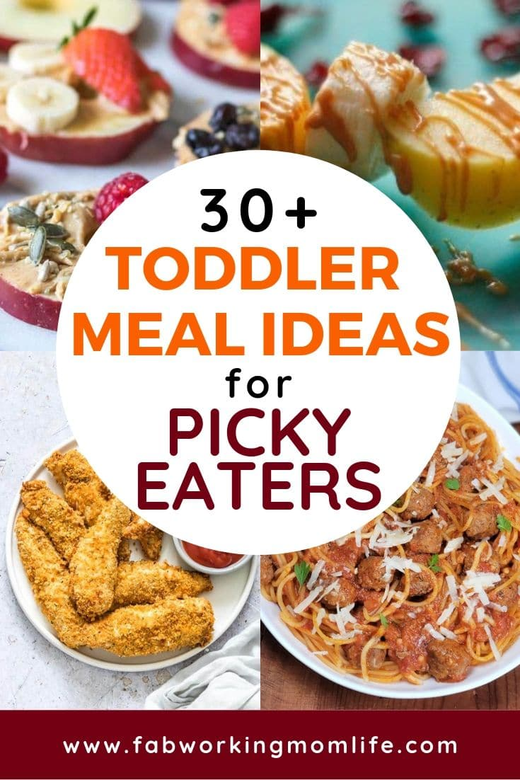 New Dinner Meal Ideas For Picky Eaters