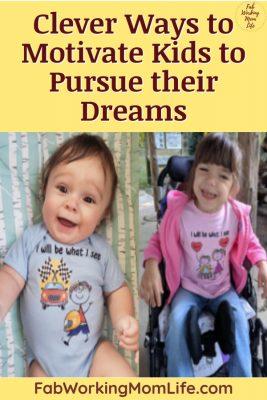 Clever Ways to Encourage Children to Pursue their Dreams