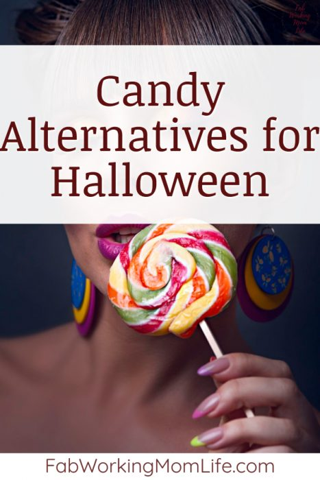 candy alternatives for Halloween
