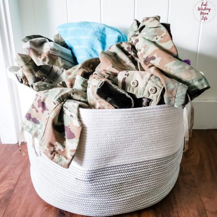 Timeyard Laundry basket
