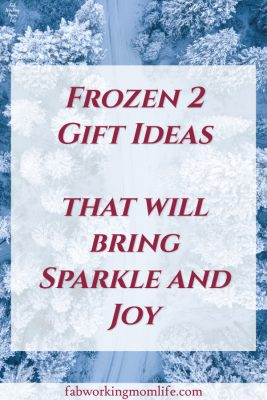 frozen 2 gift ideas