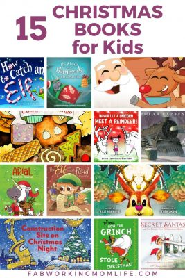 15 Christmas Books for Kids