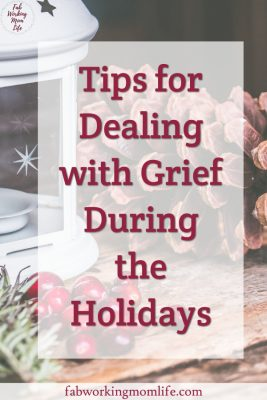 Tips for Dealing with Grief During the Holidays