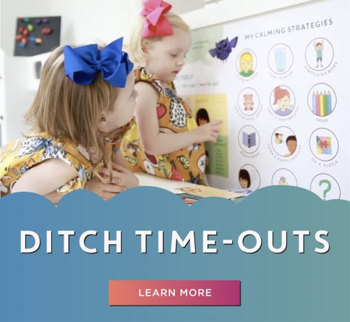 Generation Mindful Ditch Time Outs