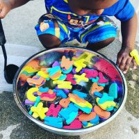 Easy Letter Recognition Activities for Moms of Toddlers and Preschoolers