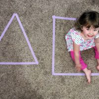 7 Easy Shape Activities for Toddlers