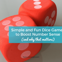 Easy and Fun Games to Teach Number Sense to Preschoolers