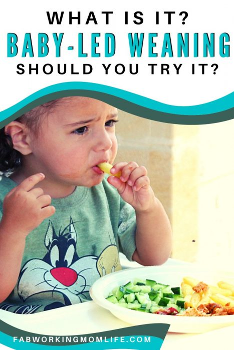 Get started Baby-Led Weaning today with these easy tips