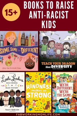 15+ books to raise anti-racist kids
