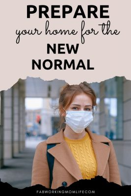 prepare your home for the new normal