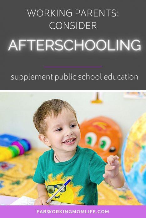 afterschooling