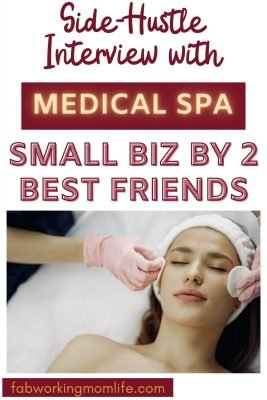 side hustle medical spa