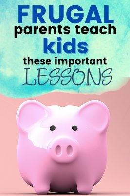 Teach kids important lessons about the fundamentals of finance which will prepare them for the real world.