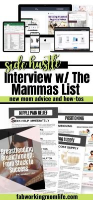 Interview with The Mammas List Carly