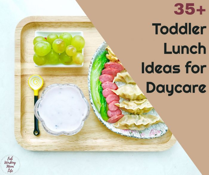 toddler lunch ideas daycare fb