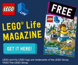 LEGO® Life Magazine is super-fun for kids 5-9 years old. It's packed with comics, activities, posters, and much more. All delivered right to your door 4 times a year.
