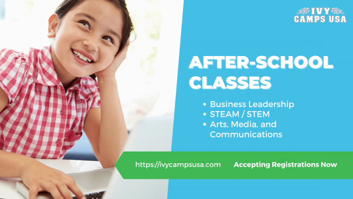 After School programs at Ivy Camps USA