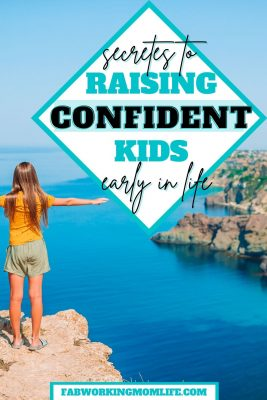 how to build confidence in kids