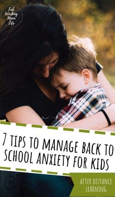7 tips to manage back to school anxiety for kids