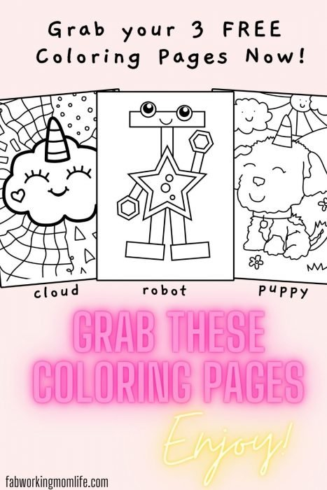 grab these free coloring pages