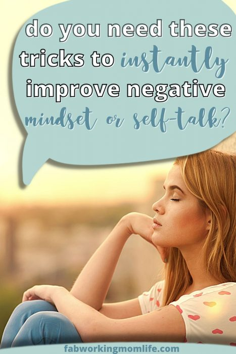 Here are five simple ways to improve a negative mindset almost instantly