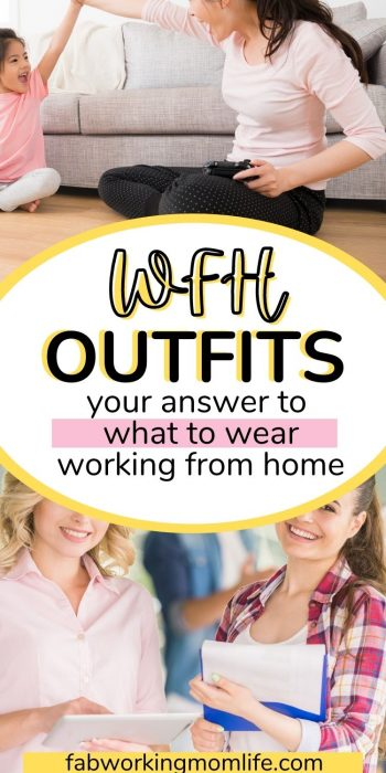 wfh outfits what to wear working from home