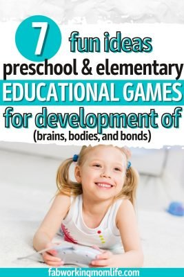 educational games for your child development